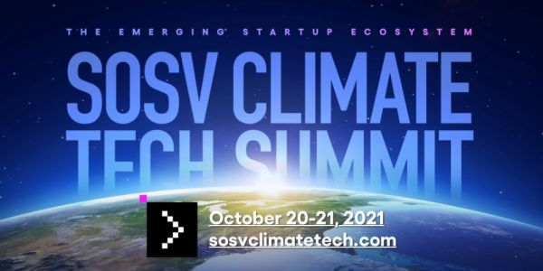 Announcing the SOSV Climate Tech Summit