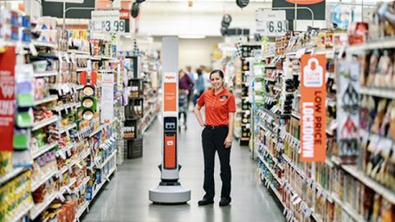 Hy-Vee Teams With Simbe to Deploy Tally Robot   Progressive Grocer