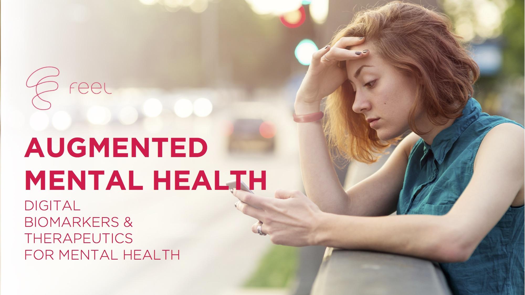 Sentio: Digital Biomarkers and Therapeutics for Mental Health