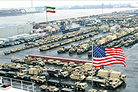 US-Iranian warfare waves penetrate...