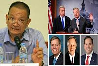 The US Senate's three legislative...