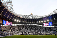 Spurs ban three fans to the Champions...