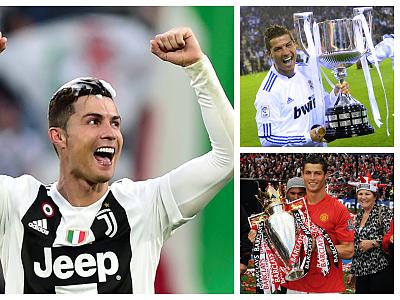 Ronaldo ក្លាយជាកីឡាករទី១ក្នុងលោក ដែ...