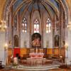 image_thumb_Embellissement du chœur de l' église du  Saint Sacrement de Laroque d'Olmes