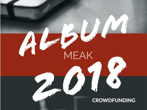MEAK - L'album 2018