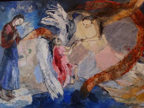 Soutenez la 12ème Biennale d'Art Sacré Actuel de Lyon !