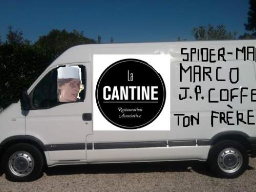 Un camion pour La Cantine et Faites-Le-Vous-Même