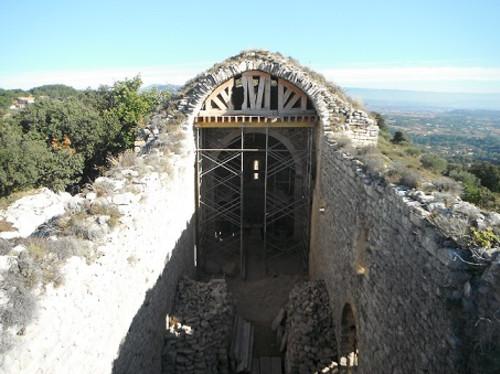 SAUVONS LA CHAPELLE SAINT-HILAIRE (6ème siècle)