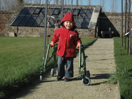 La Maison des plus petits, pour des enfants malades et handicapés.