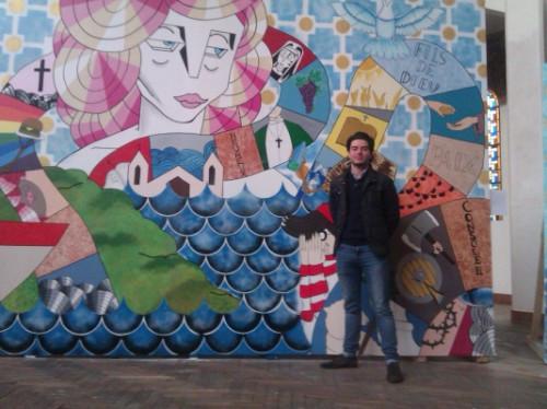 Une fresque pour la Paix
