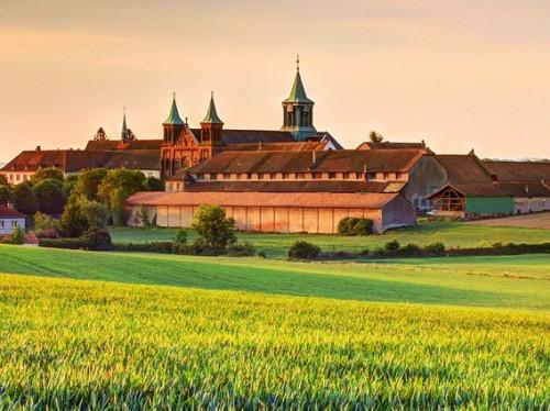 Notre-Dame d'Oelenberg : phare spirituel de l'Alsace depuis mille ans