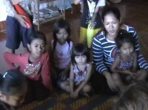 Un potager communautaire pour les enfants de Klang Leu