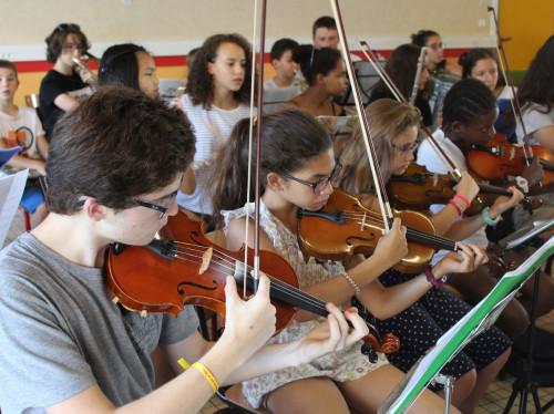 Session Musicale pour la formation des jeunes des paroisses du Poitou