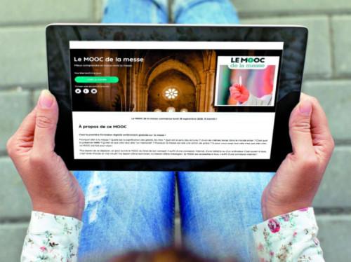 Le MOOC de la messe : une nouvelle édition et de nouvelles vidéos !