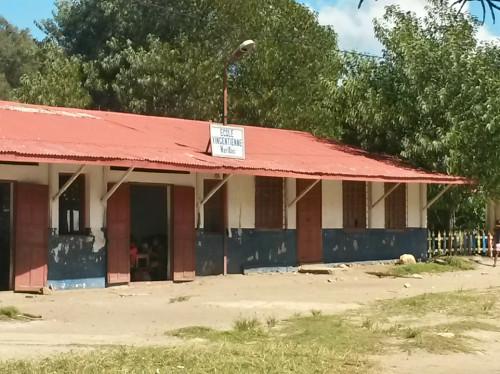 L'École des chiffonniers à Fort-Dauphin