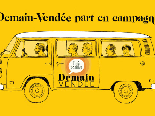Le Journal des Initiatives Positives avec Demain-Vendée !