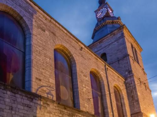 18 nouveaux vitraux pour l'église de Givet !