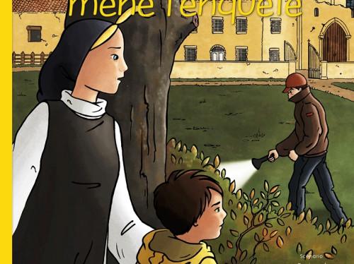 Une nouvelle BD : Sœur Marie-Étoile mène l'enquête !