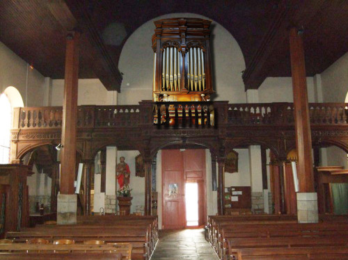 Un orgue d'exception pour l'église d'Etel dédiée à Notre-Dame de la Nativité