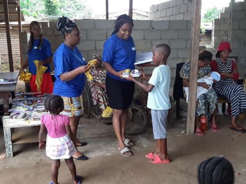 Urgence scolaire au Cameroun !