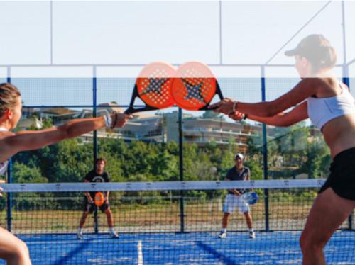 COTENT'INDOOR  Soccer-Squash-Padèl