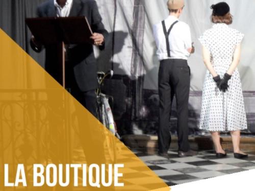 La boutique de l'orfèvre - Festival d'Avignon 2018