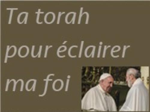 Un documentaire international sur  le lien entre juifs et catholiques