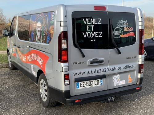 Evangéliser l'Alsace et la France avec la Caravane Missionnaire !