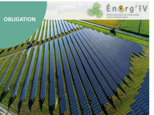 Energ'iV - Centrale solaire de Guignen