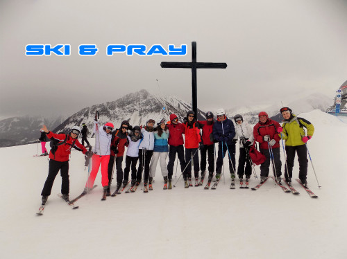 Ski&Pray, des vacances chrétiennes pour étudiants
