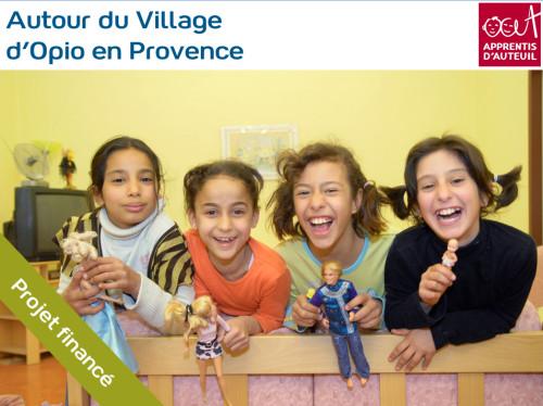 Eduquer et former des jeunes en difficultés à Toulon, en France