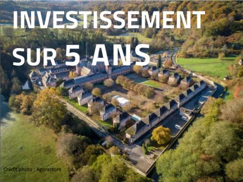 5 ans - Une Chartreuse à acheter aux enchères pour le campus universitaire de l'Institut catholique Alliance Plantatio