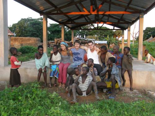 Un verre d'eau pour le Togo