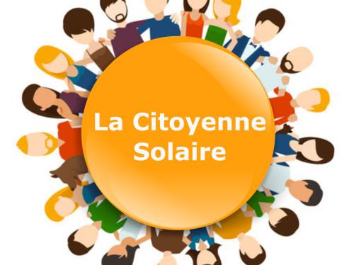LA CITOYENNE SOLAIRE