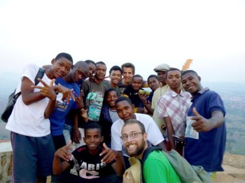 Un foyer d'accueil avec et pour la jeunesse de Mandritsara