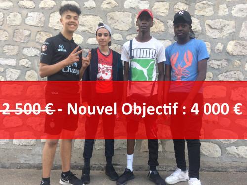 20 jeunes du 20ème au Puy du Fou - Nouvel objectif : la cinéscénie !