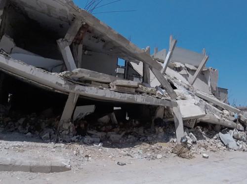 Venir en aide aux chrétiens d'Al-Qusayr en Syrie