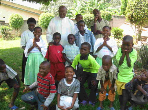 Une école pour les enfants de Bujumbura au Burundi