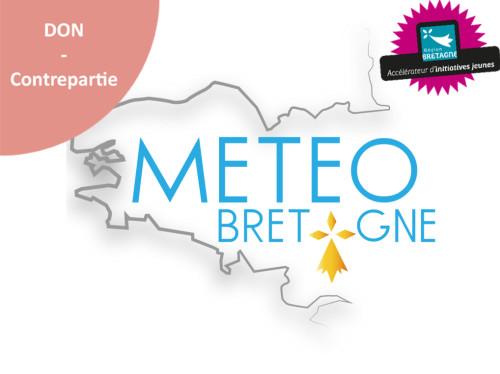 Application Météo-Bretagne