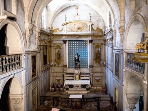 Chapelle Baroque des Pénitents Gris de Villeneuve-lès-Avignon