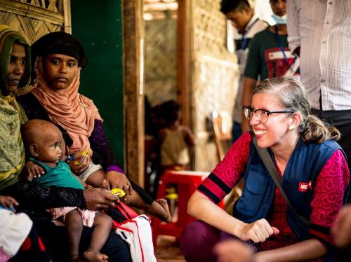 Venir en aide aux Rohingyas dans le plus grand camp de réfugiés du monde