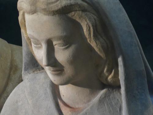 """Réalisation d'une statue de """"Marie qui guérit les couples"""""""