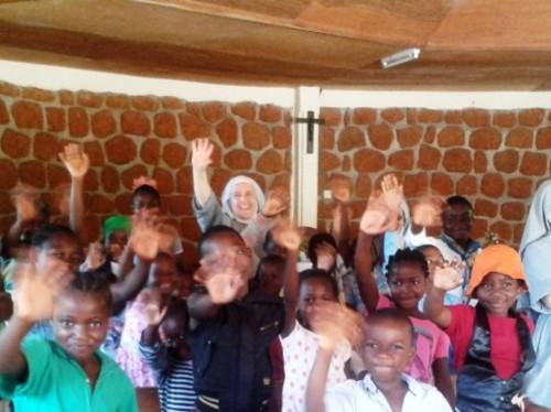 Participer à la construction de l'hôtellerie des Soeurs Apostoliques de Saint-Jean à Batouri (Cameroun)