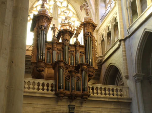 L'orgue de Saint-Antoine-L'Abbaye, un bon serviteur à restaurer