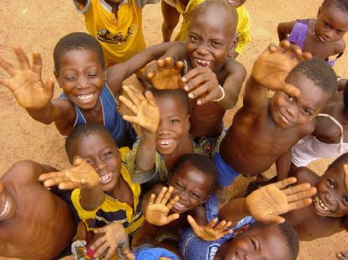 Noël solidaire dans un orphelinat au Bénin