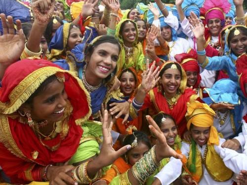 Les Cochons d'Inde en stage humanitaire à Delhi