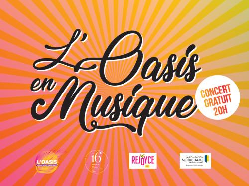 Fête de la Musique : L'Oasis accueille Les Guetteurs