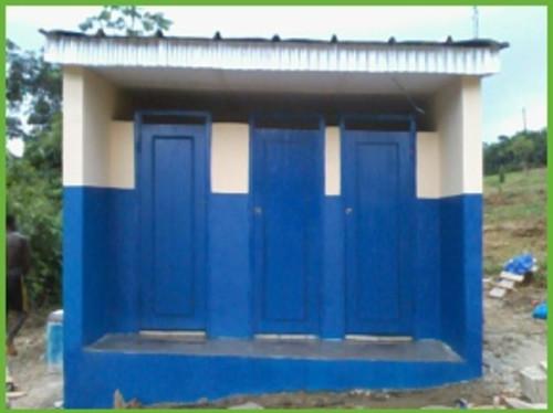 Les latrines et les blocs sanitaires à usage scolaire