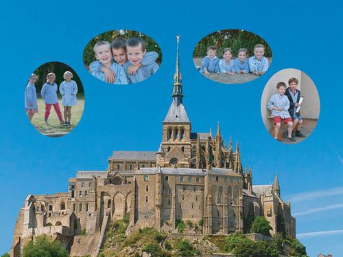 Un pèlerinage au Mont Saint Michel pour nos élèves
