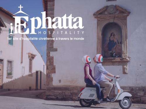 Ephatta, le site d'hospitalité chrétienne